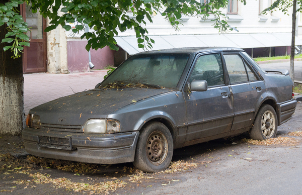 Landlord Rights and Abandoned Vehicles