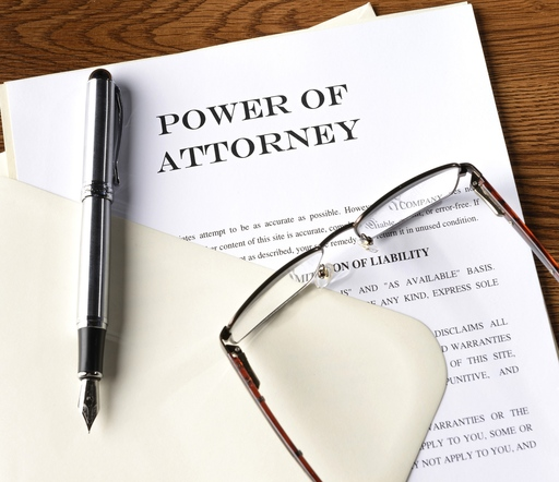Power of Attorney Permission