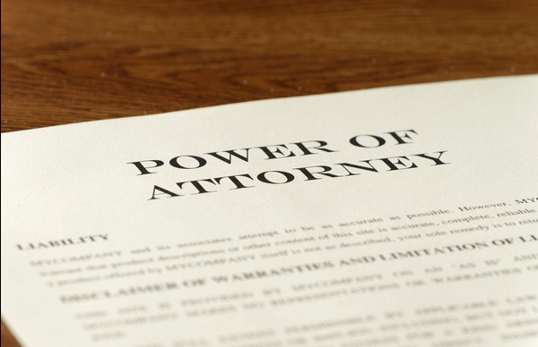 The Power of a Durable Power of Attorney