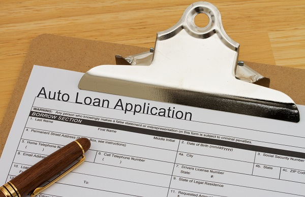 Auto Loans and Bankruptcy