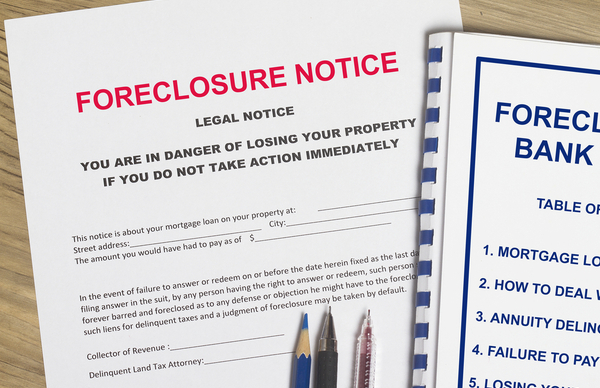 Foreclosure Rates Rising in NJ, Can Bankruptcy Help?